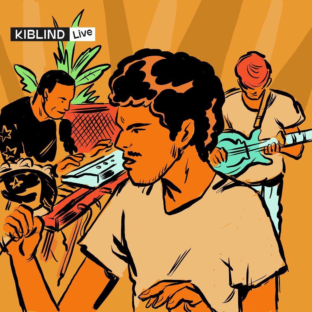 [Kiblind Live] Les Inrocks Festival '16