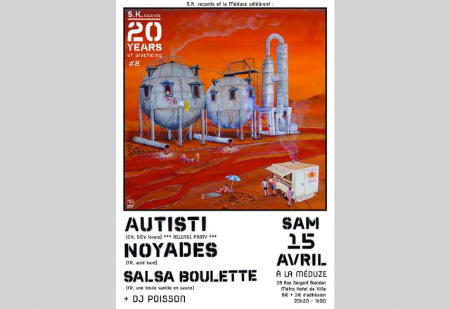 20 ans S.K. Records w/Autisti