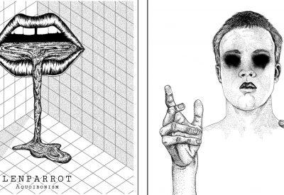 Kiblind Mix #31 : LENPARROT x Atelier Ciseaux