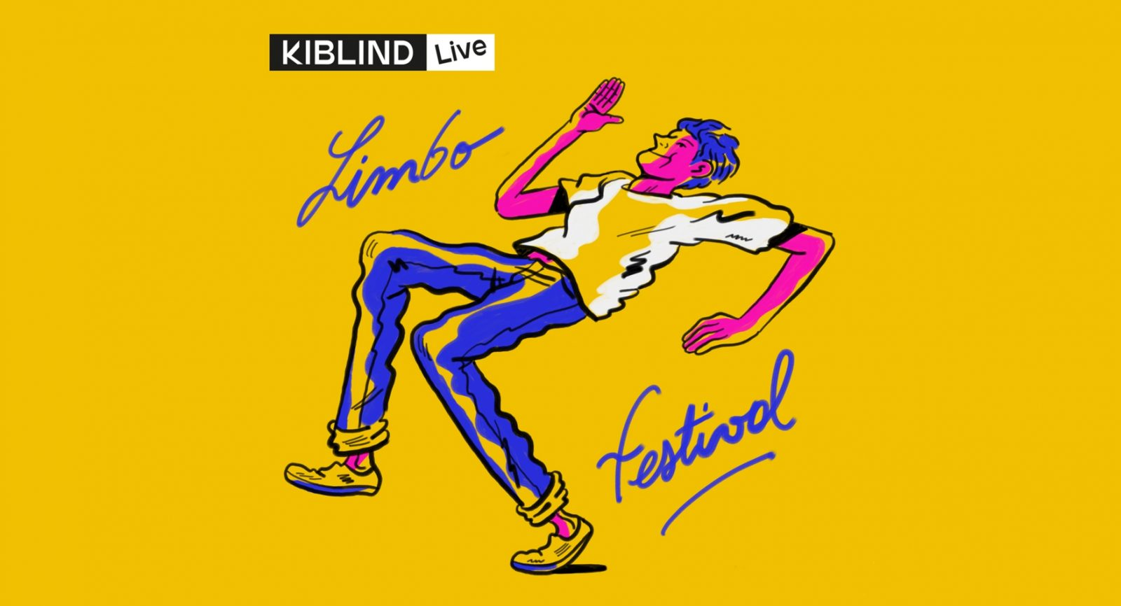 [Kiblind Live]. Limbo Festival