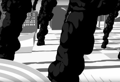[Vidéo]. Pethrol – Howling Wolf (Thylacine remix)