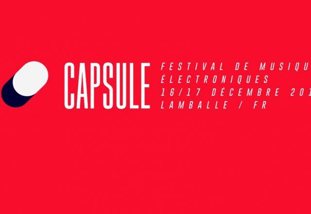 [Festival] Capsule 2016