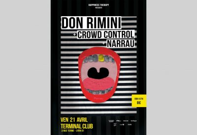 Happiness Therapy w/Don Rimini