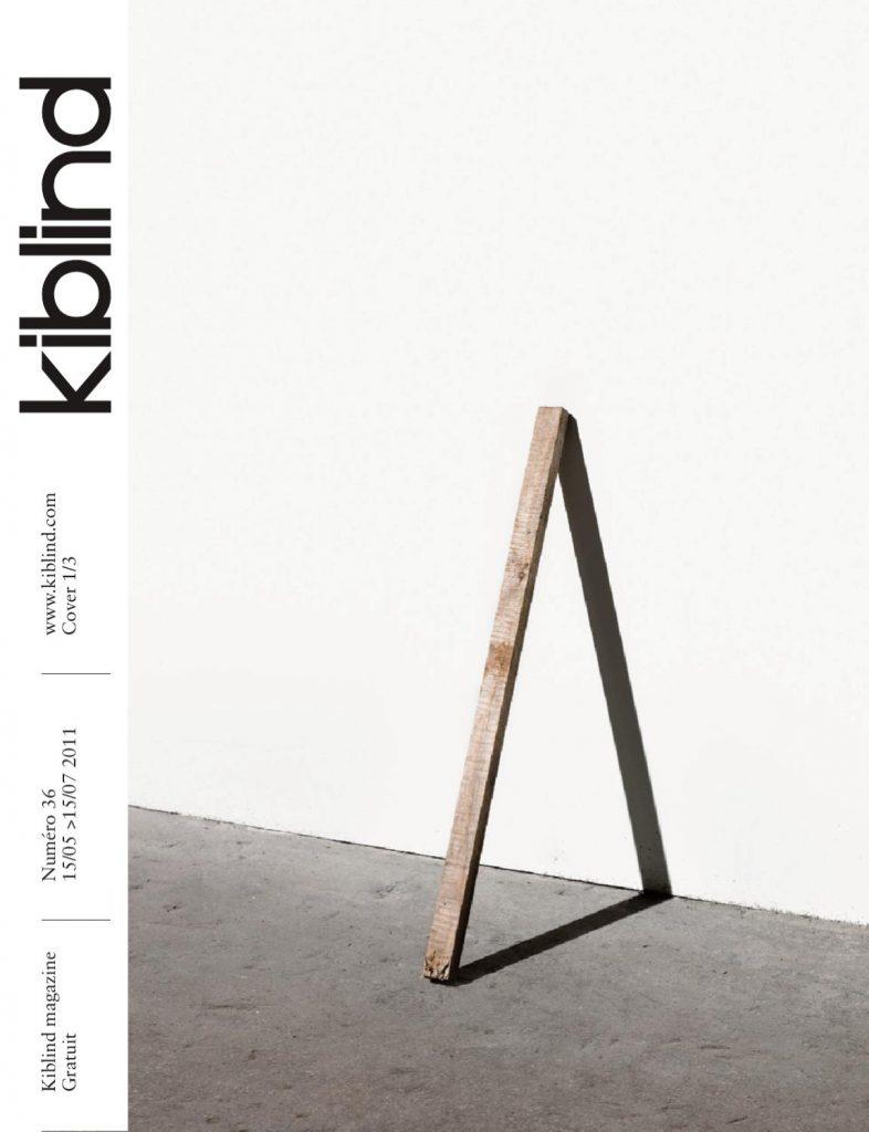 Kiblind Magazine #36