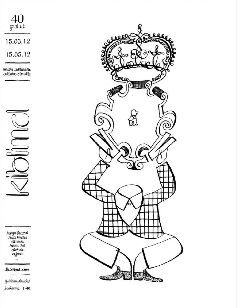 Kiblind Magazine #40