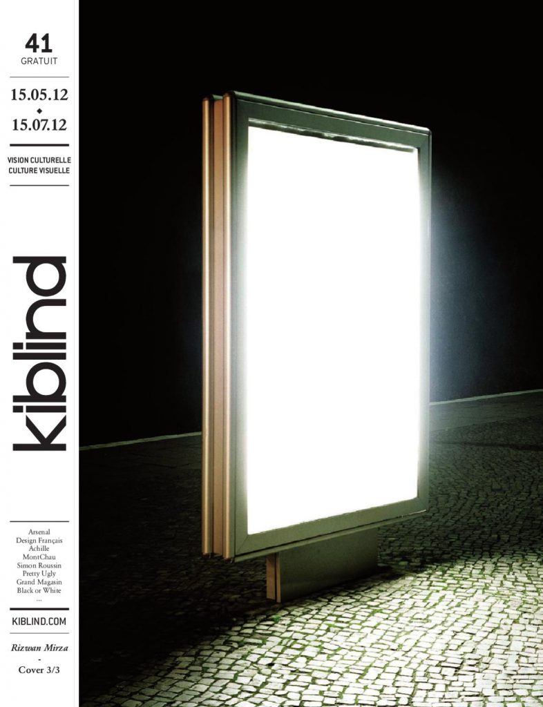 Kiblind Magazine #41