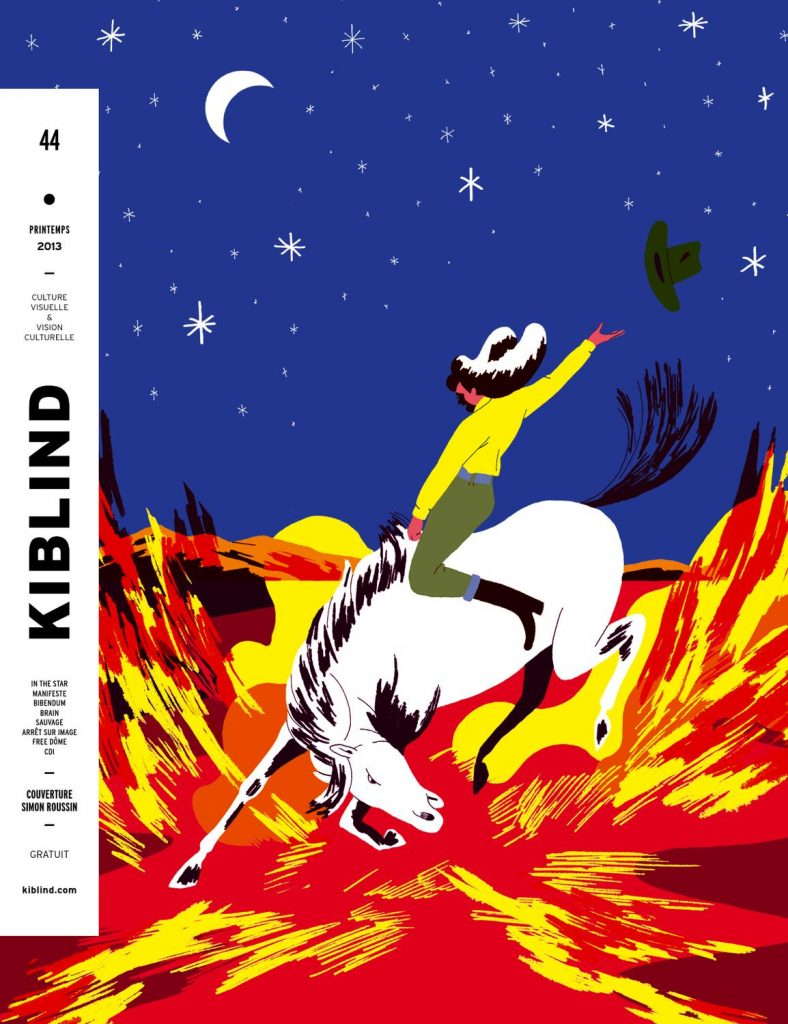 Kiblind Magazine #44