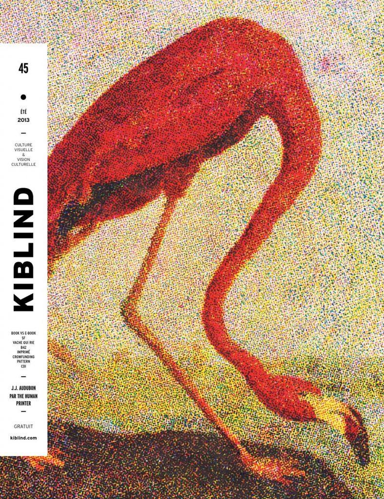 Kiblind Magazine #45