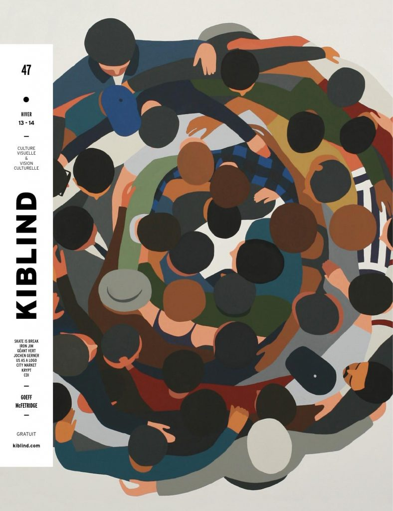 Kiblind Magazine #47