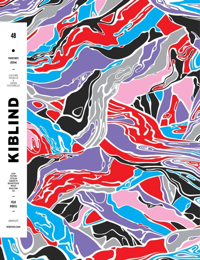 Kiblind Magazine #48