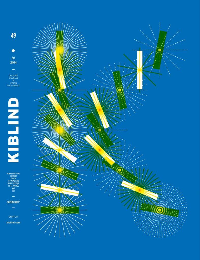 Kiblind Magazine #49