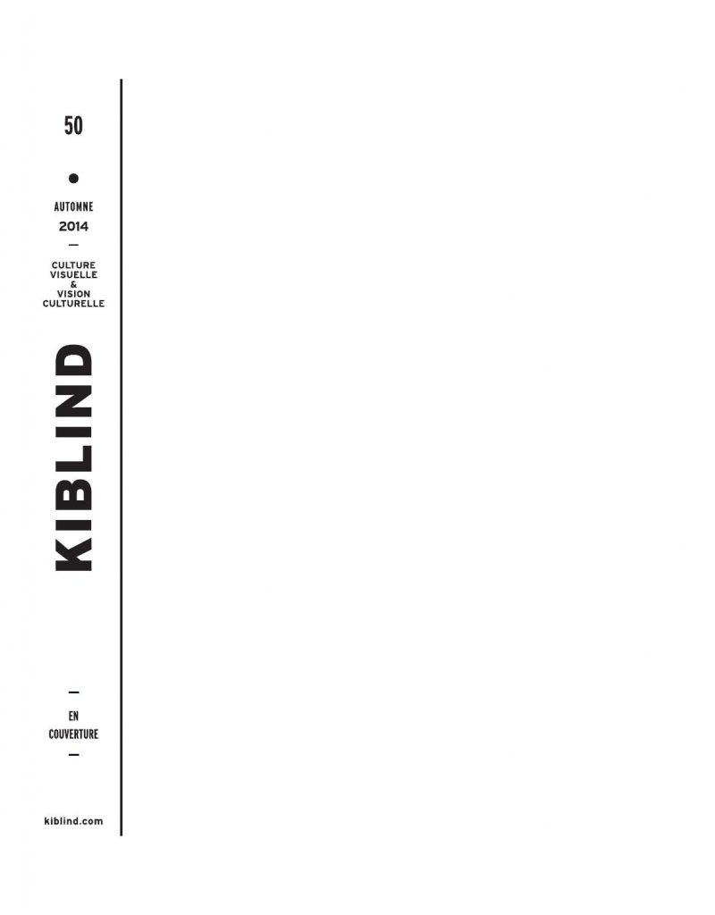 Kiblind Magazine #50