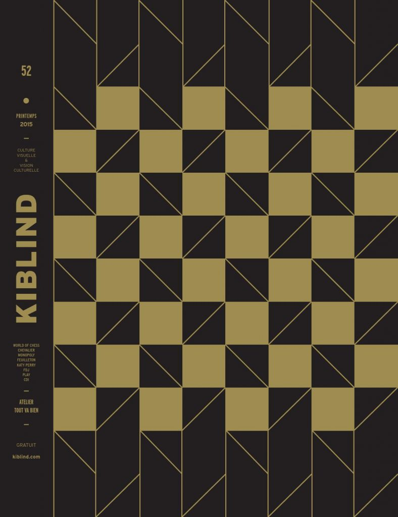 Kiblind Magazine #52