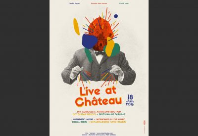 [Crowdfunding] Micro-festival Live at Chateau