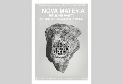 Paris Psych Fest pres. Nova Materia Release Party