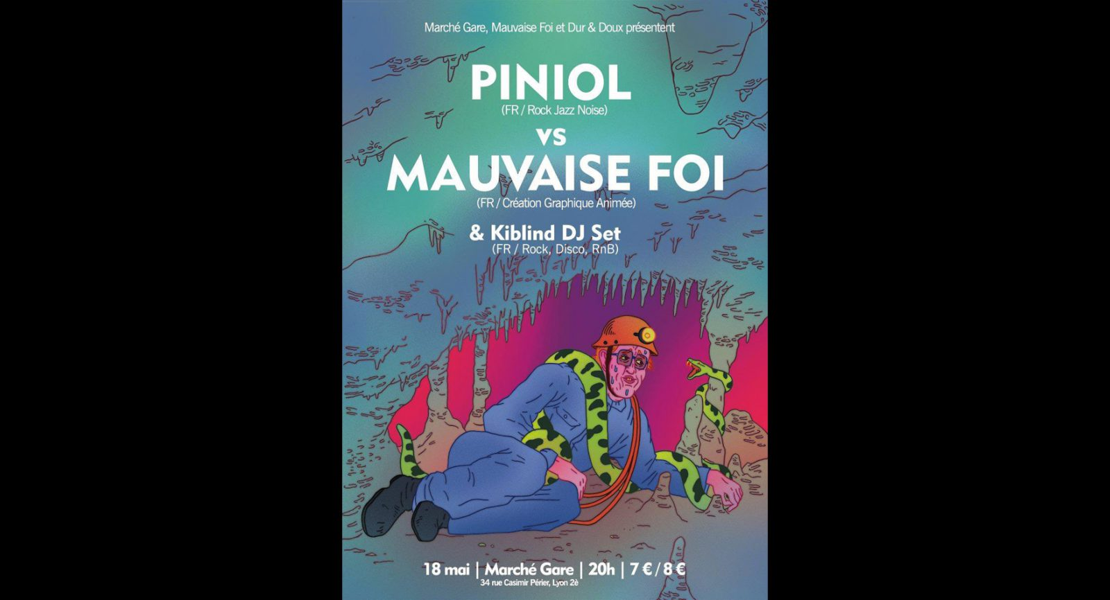 Piniol vs Mauvaise Foi