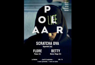 Polaar w/Scratcha DVA