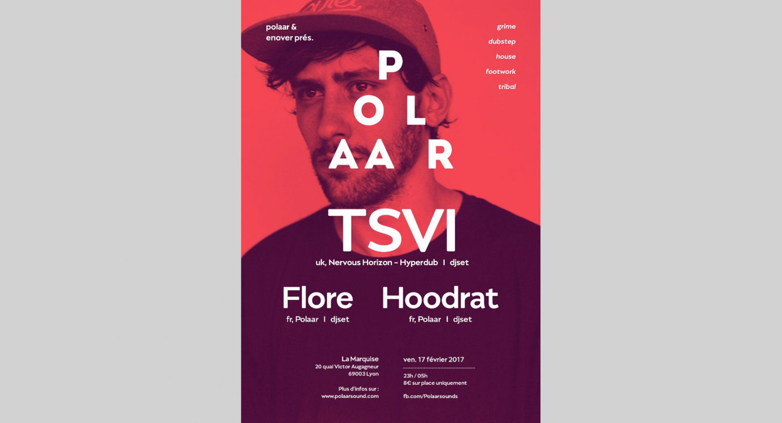 Polaar w/TSVI