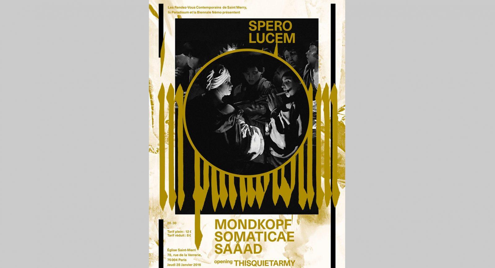 RDVC / Spero Lucem (In Paradisum)