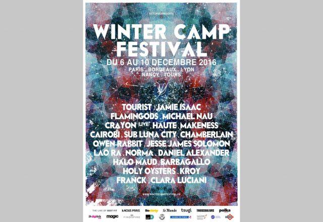 [Festival] Winter Camp 2016
