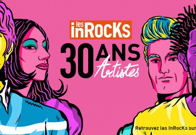 Les Inrocks x Apple Music 30 Ans – 30 Artistes