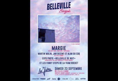 Belleville Boogie w/Margie