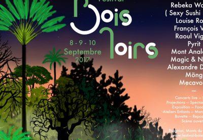 [Festival] Bois Noirs 2017