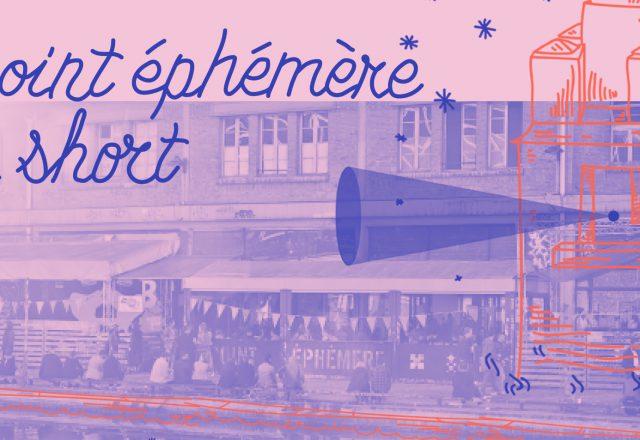 Point Éphémère en short