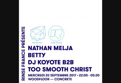 Woodfloor : Rinse France invite Betty