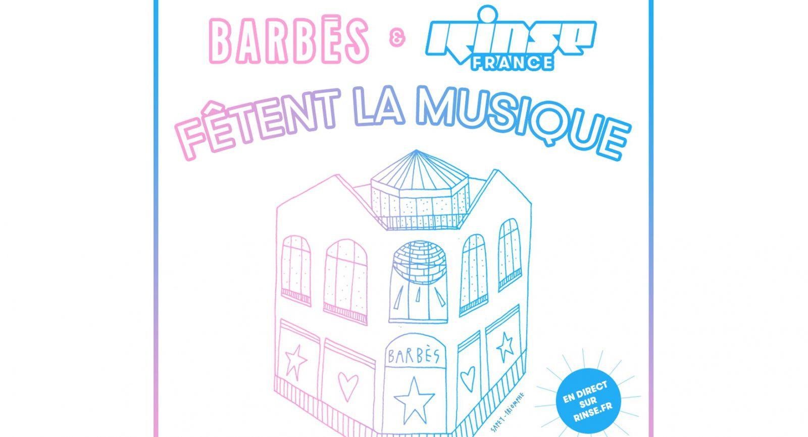 Rinse France fête la musique