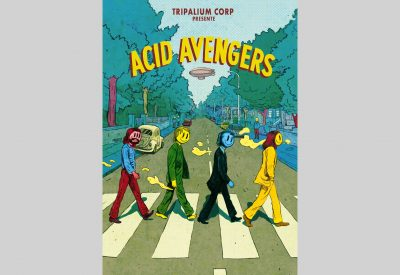 Acid Avengers w/Woody McBride