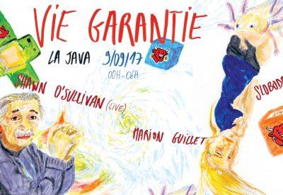 Vie Garantie w/DJ Brka