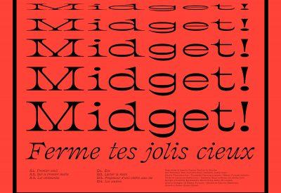 [Album Premiere] Midget! – Ferme tes jolis cieux