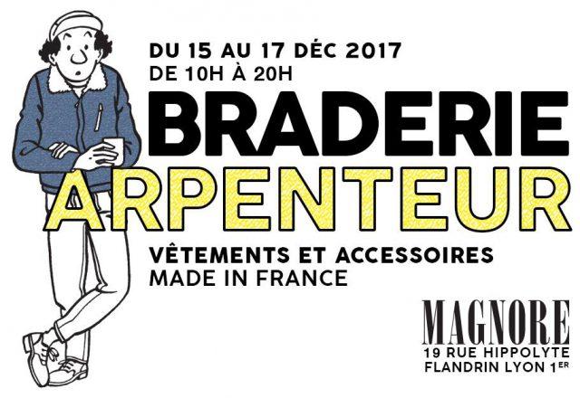 [Pop Up Market] Braderie Arpenteur