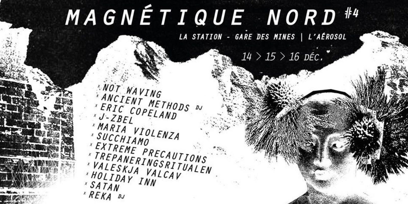 [Festival] Magnétique Nord #4