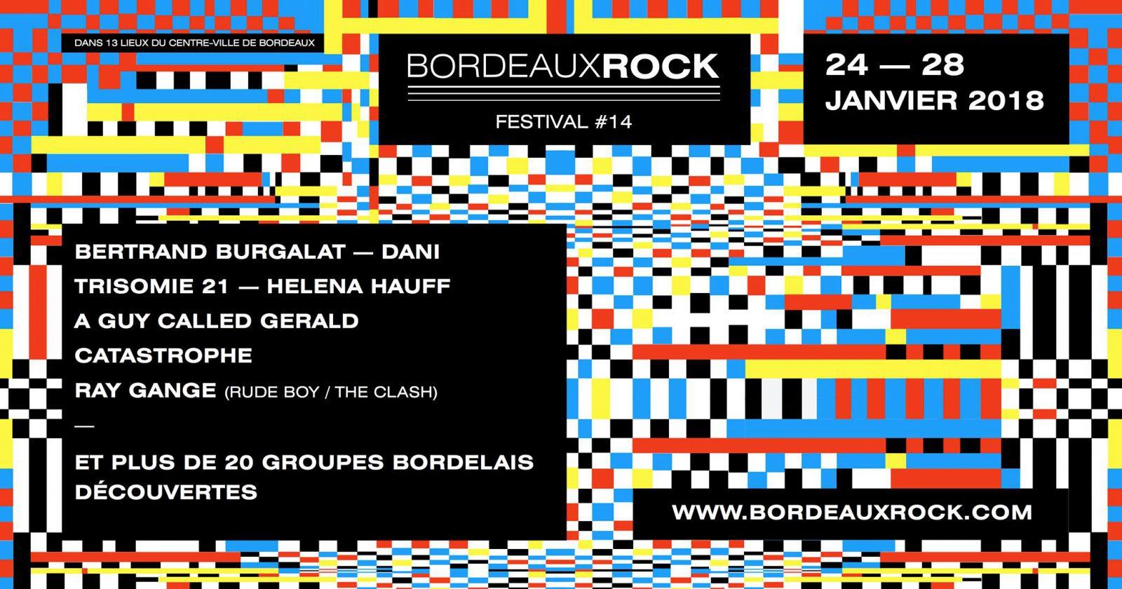 [Festival] Festival Bordeaux Rock #14