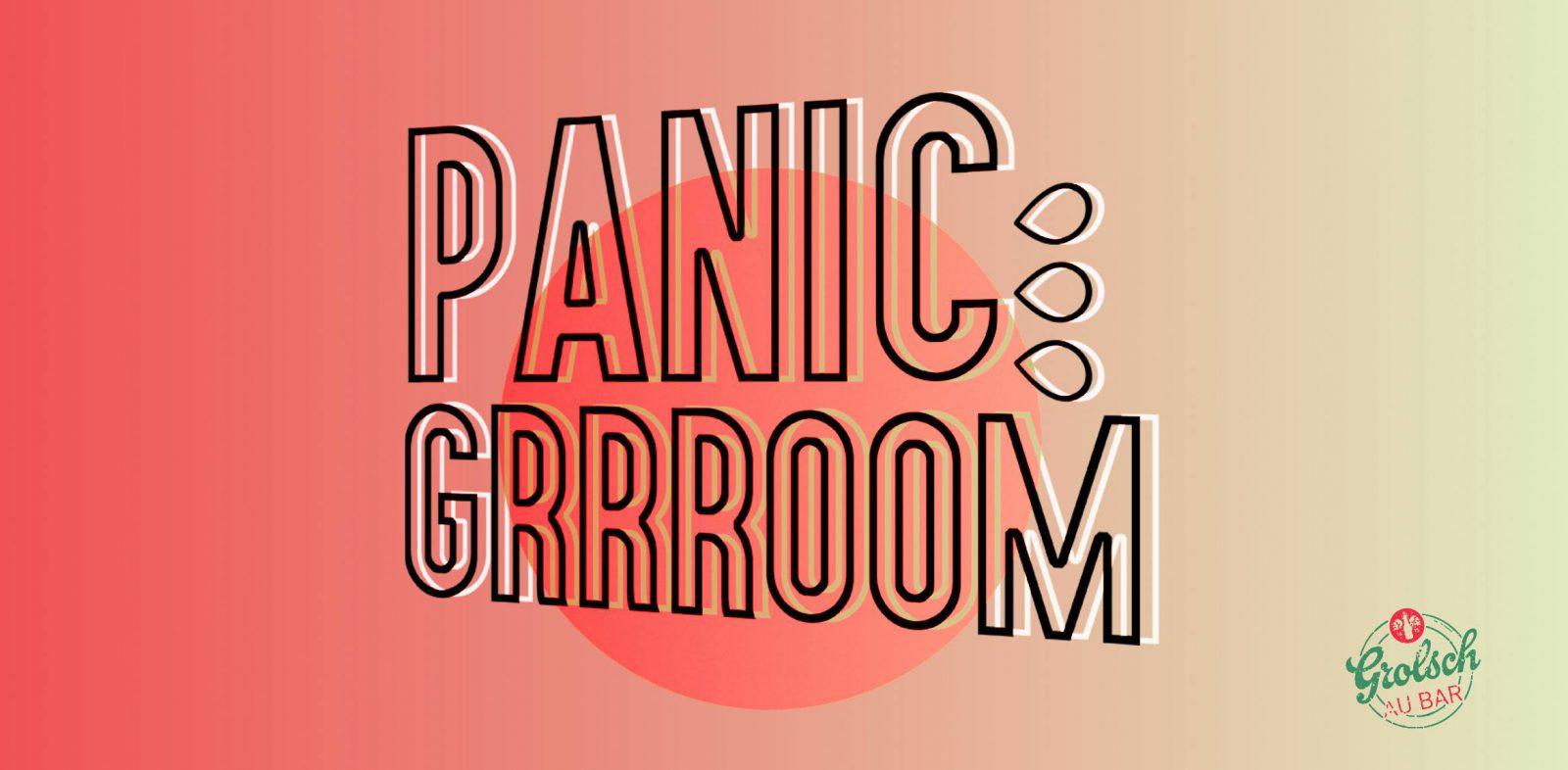 [Soirée] Panic Grrroom w/PWFM, Badass & Kiblind