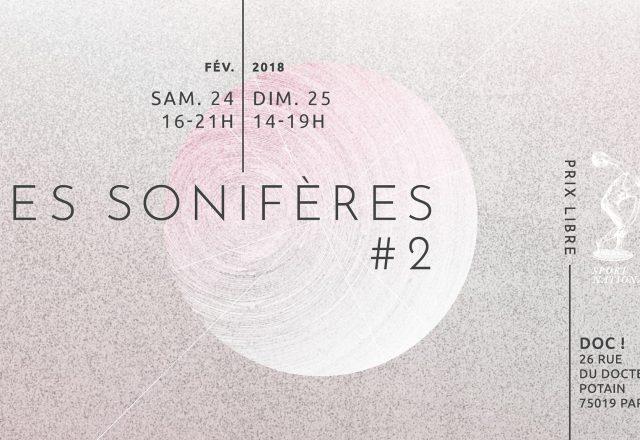 [Concert] Les Sonifères #2