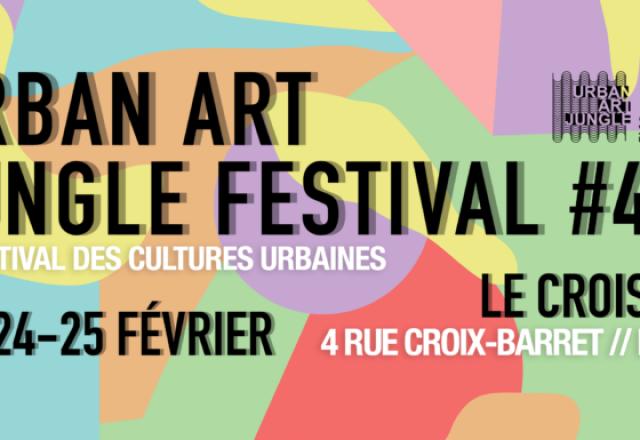 [Festival] Urban Art Jungle #4