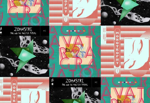 [Première] SK Records : T-Shirt/Zohastre/Monotrophy