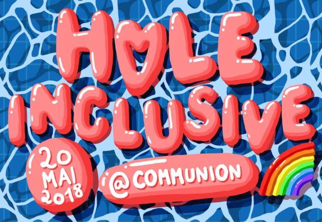 [Évènement] Hole Inclusive @Communion