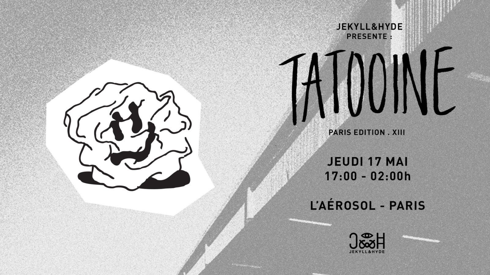 [Évènement] Tatooine XIII @ L'Aérosol