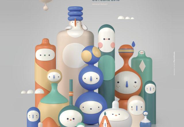 [Focus sur] Plasticbionic pour Maintenant Festival