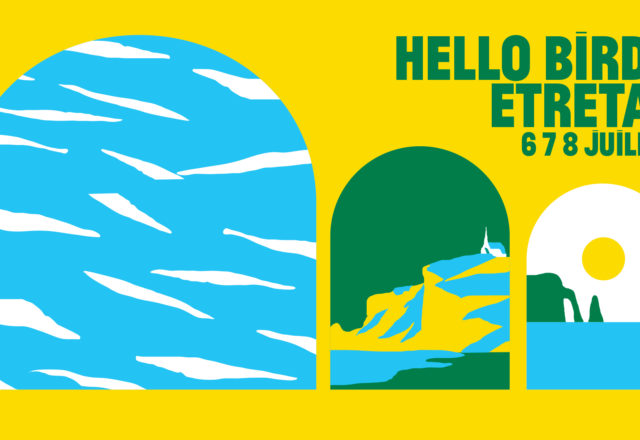 [Festival] Programmation Hello Birds