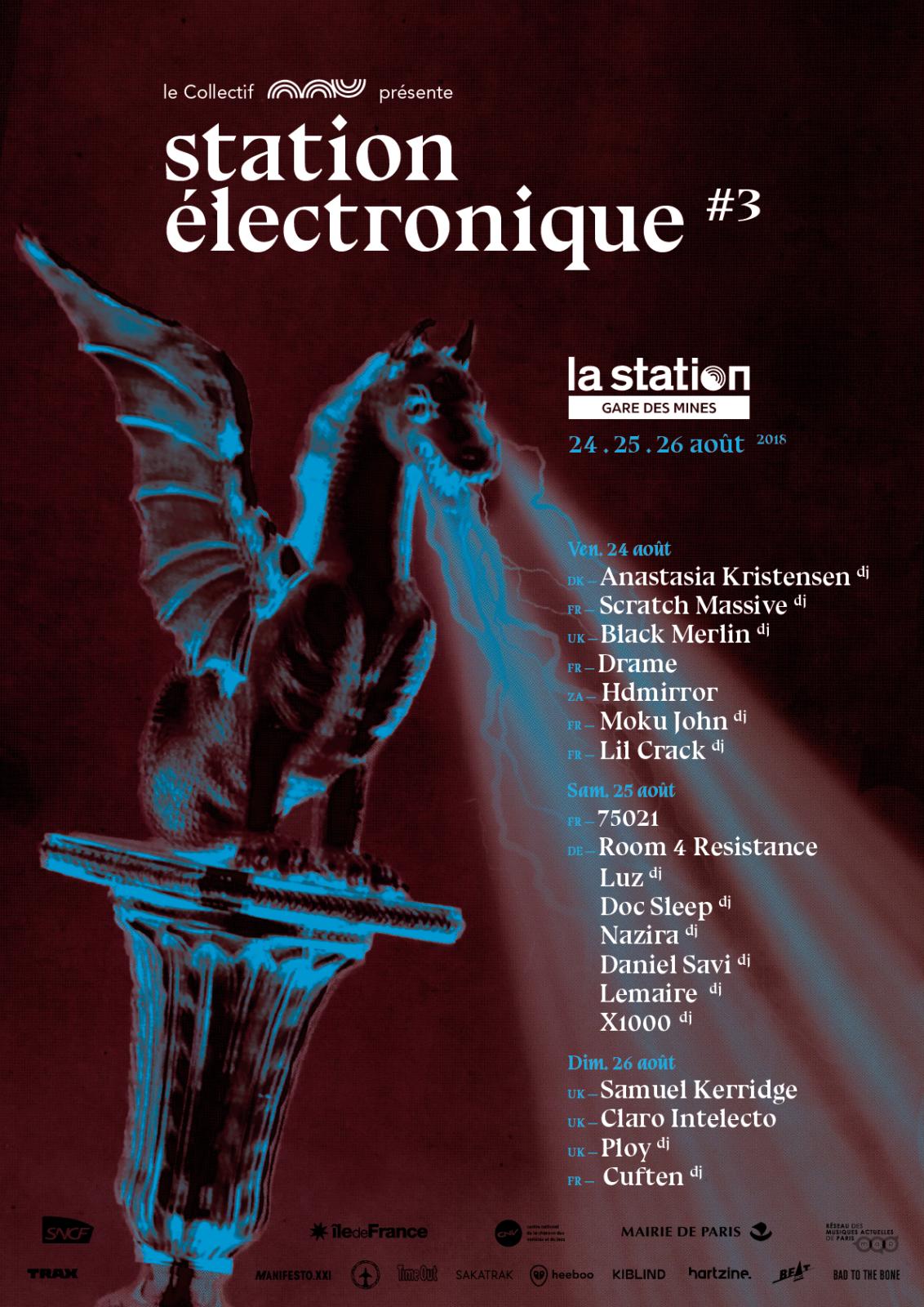 [Festival] Station Electronique