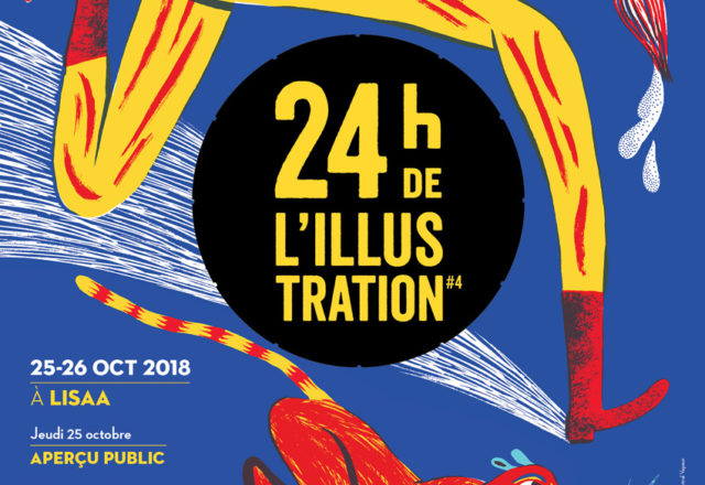 [Performance] Les 24h de l'illustration