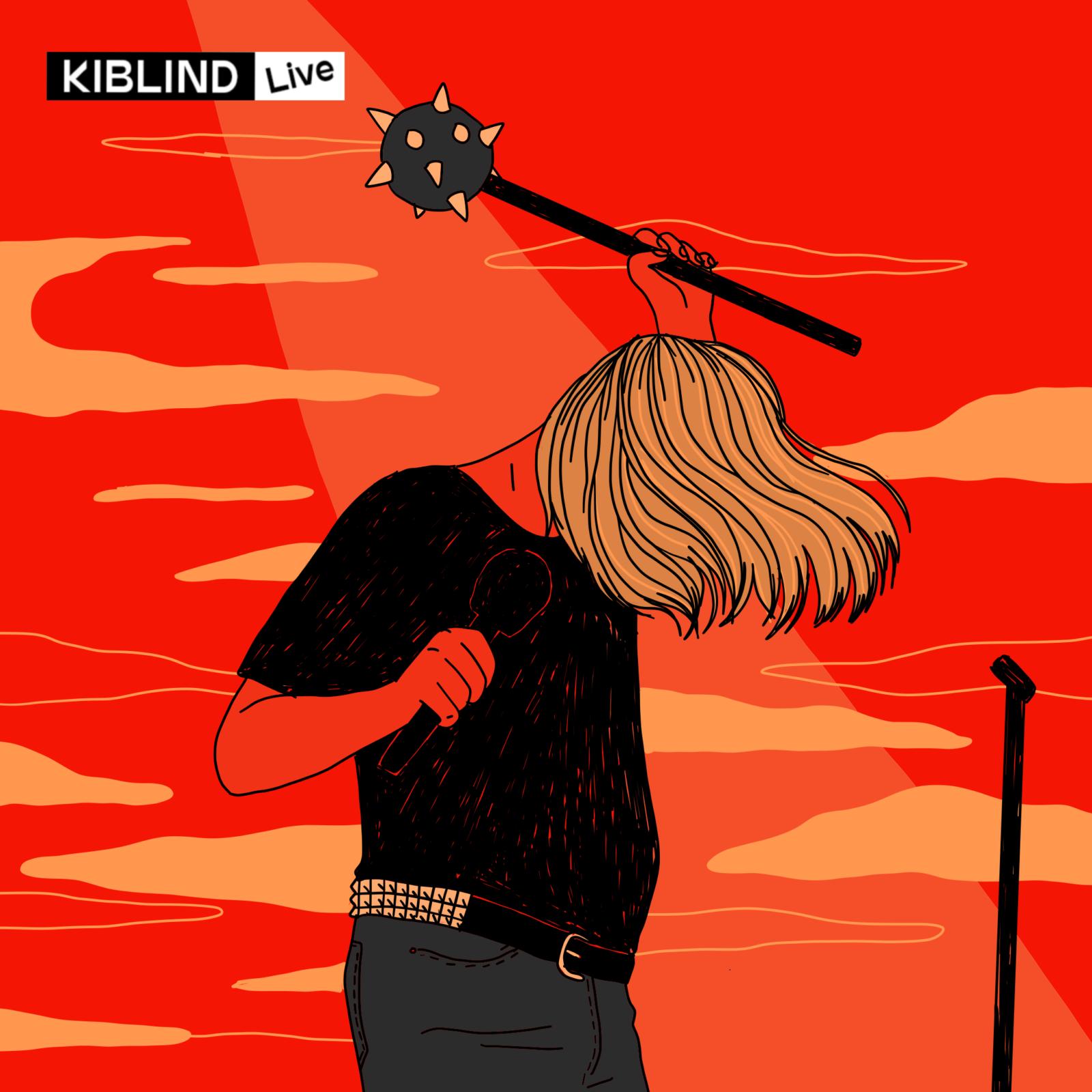 [Kiblind Live] Paris Psych Fest 2018