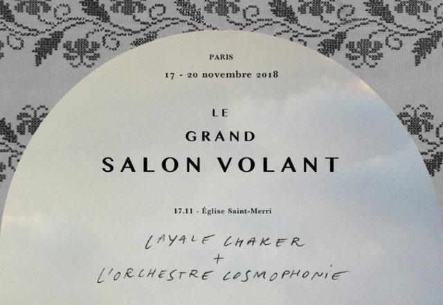 [Interview] Le Grand Salon Volant Festival