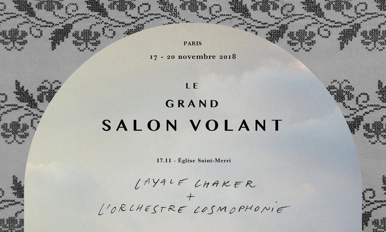 [Interview] Le Grand Salon Volant Festival