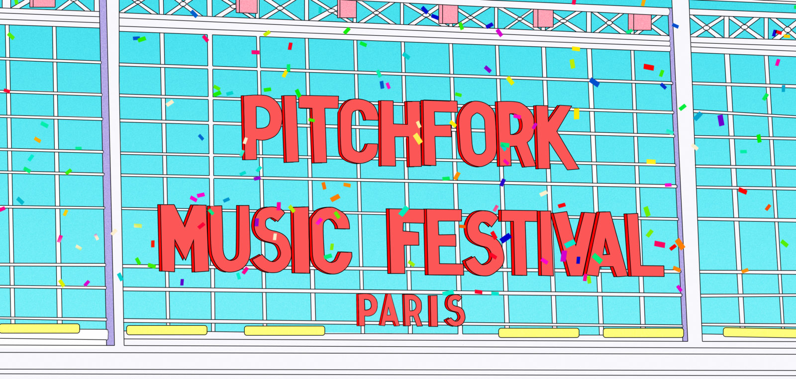[Kiblind Live] Pitchfork Music Festival Paris 2018